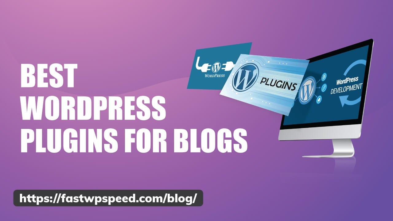 Free Best WordPress Plugins for Blogs