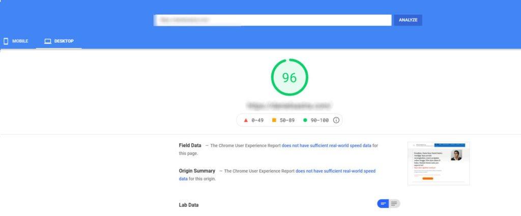Google-Desktop-Speed