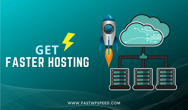 Get Faster Hosting to solve WooCommerce Backend Slow
