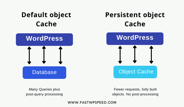 Persistent Object Caching
