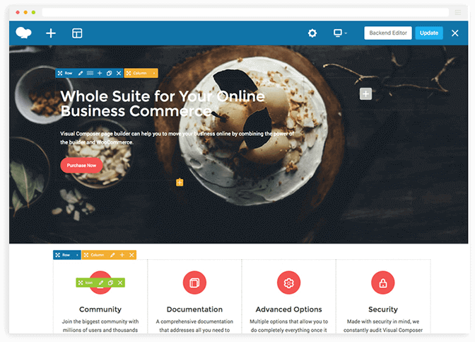 WPBakery overview