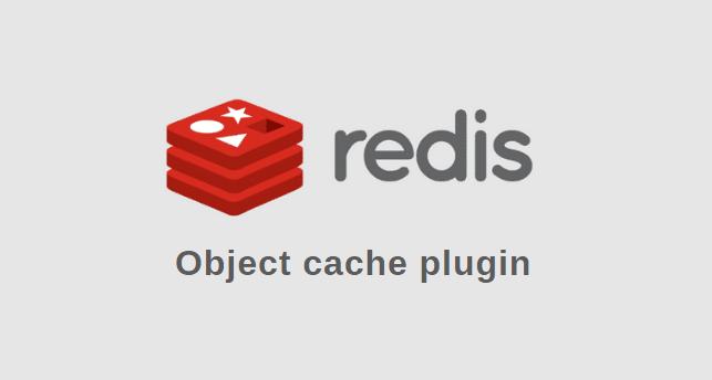 redis Object cache plugin